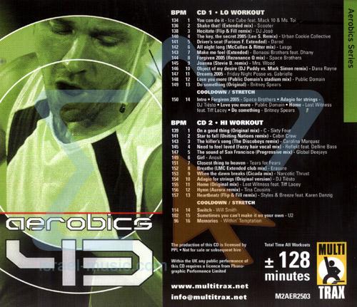 Volume 43 by Aerobics