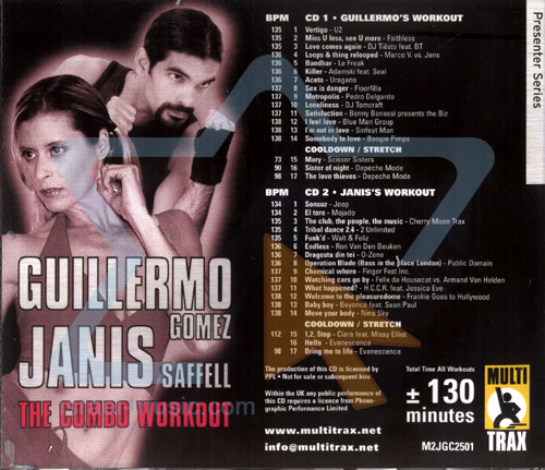 The Combo Workout by Guillermo Gomez