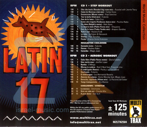 Volume 17 Par Latin