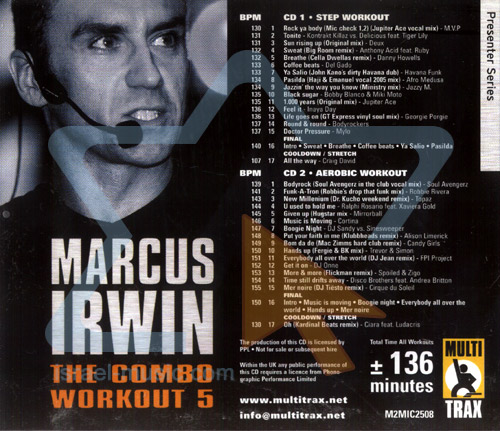 The Combo Workout 05 Par Marcus Irwin