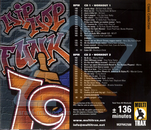 Hip Hop-Funk Volume 19 Par Various