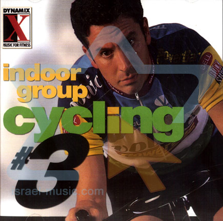 Indoor Group Cycling Vol. 3 by Various
