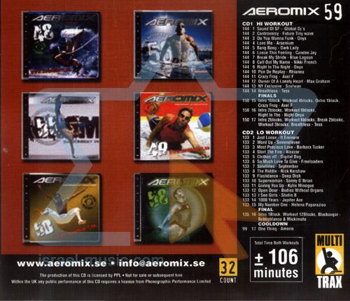 Volume 59 by Aeromix