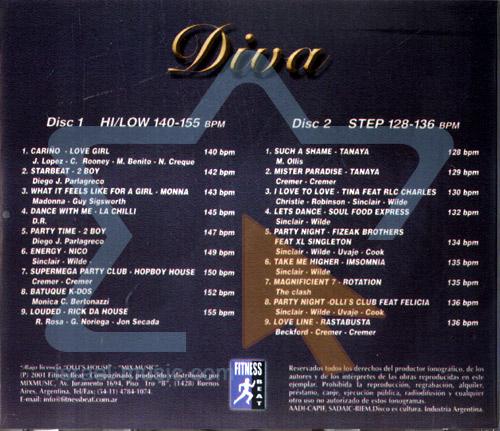 Diva by Silvia Chediek