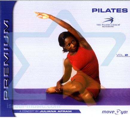 Pilates Vol. 2 by Juliana Afram