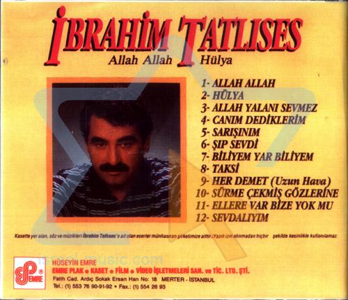 Selected Turkish Songs - Vol. 15 Par Ibrahim Tatlises