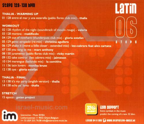 Vol. 06 Par Latin