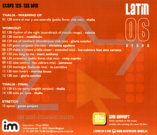 Vol. 06 by Latin