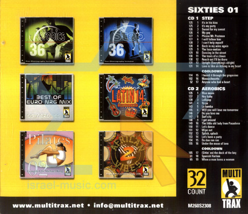 Vol. 01 by Sixties