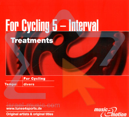 For Cycling 5 - Interval by Various