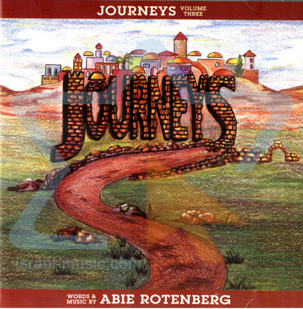Journeys Volume 3 - Abie Rotenberg