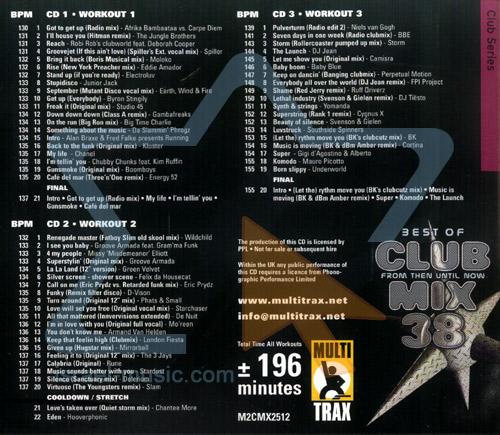 Volume 38 - Best of Club Mix by Club Mix