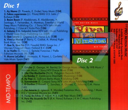 Viva La Musica by Various