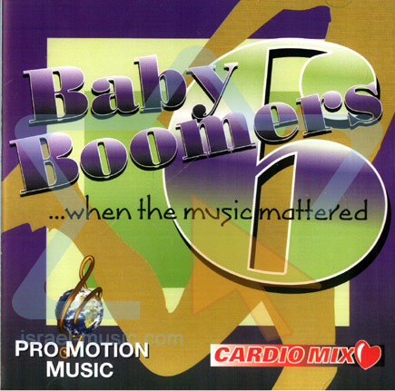 Baby Boomers 6 - Various