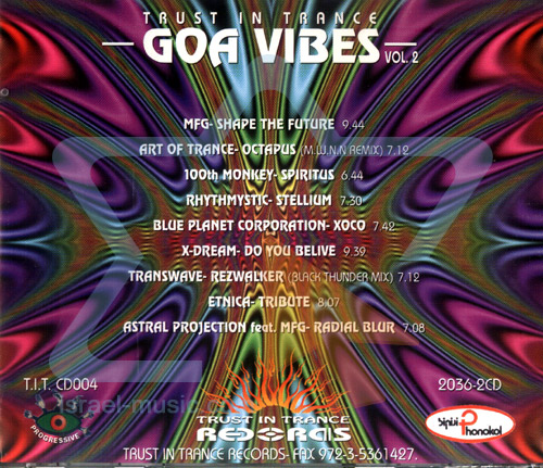 Goa Vibes Vol. 2 by Various