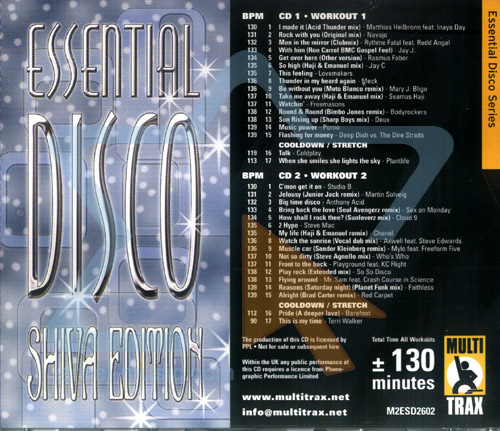 Essential Disco - Shiva Edition by Various