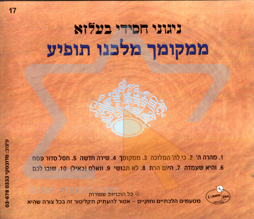 Balz Tunes 10 by Moshe Mordechai Rosenblum