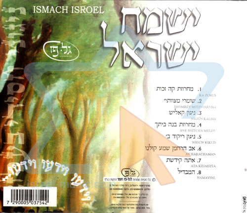 Yismach Israel Por Moshe Mordechai Rosenblum