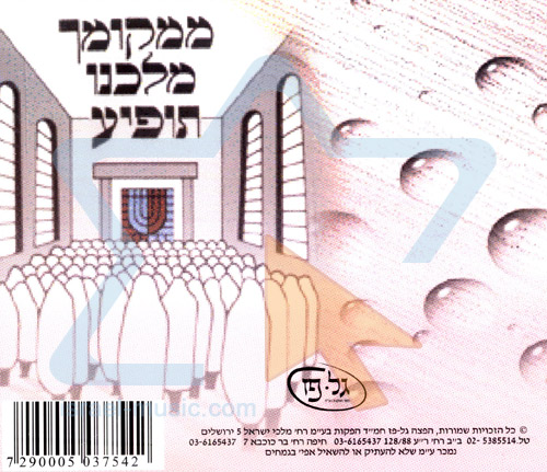 Balz Tunes 4 by Moshe Mordechai Rosenblum