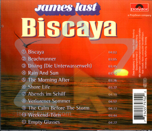 Biscaya by James Last