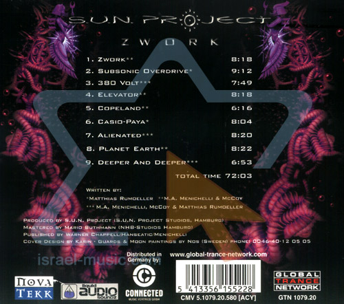 Zwork by S.U.N. Project
