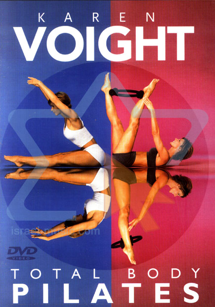 Total Body Pilates Par Karen Voight