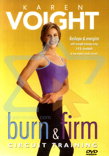 Burn and Firm Par Karen Voight