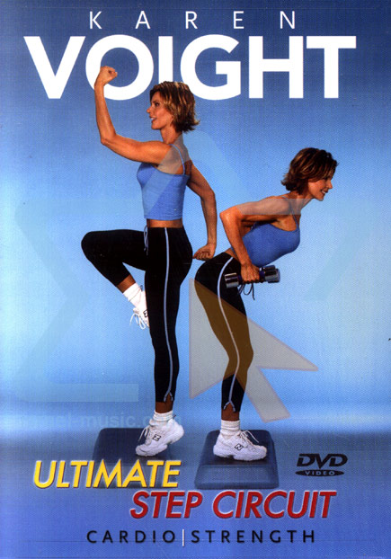 Ultimate Step Circuit Par Karen Voight