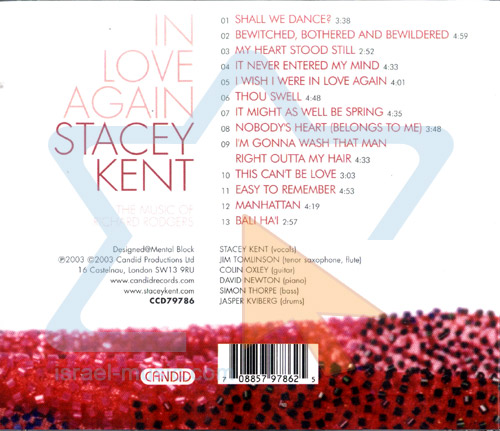 In Love Again by Stacey Kent