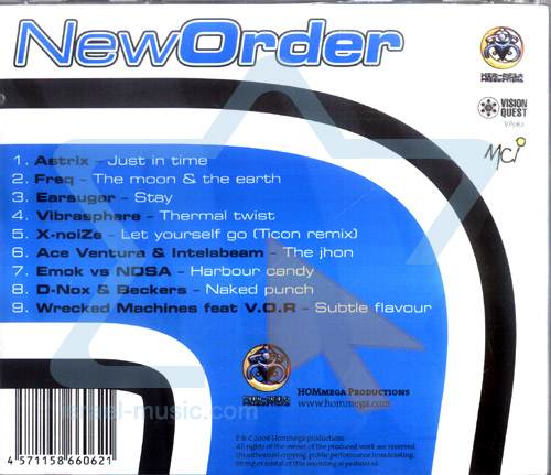 New Order by Various