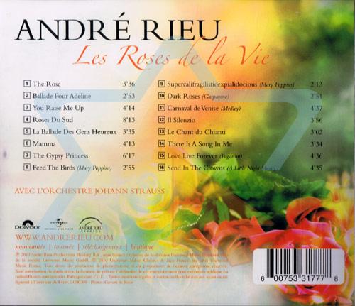 Les Roses de la Vie by André Rieu