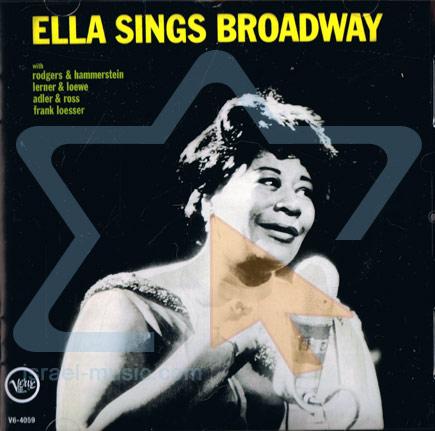 Ella Sings Broadway by Ella Fitzgerald