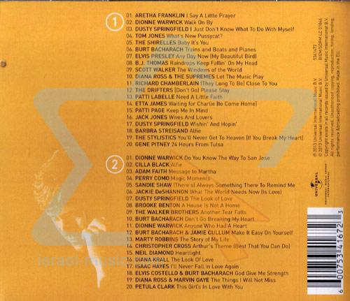 Anyone Who Had a Heart - The Best by Burt Bacharach