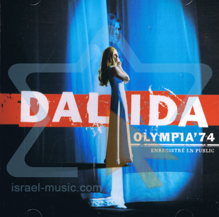 Olympia '74 by Dalida