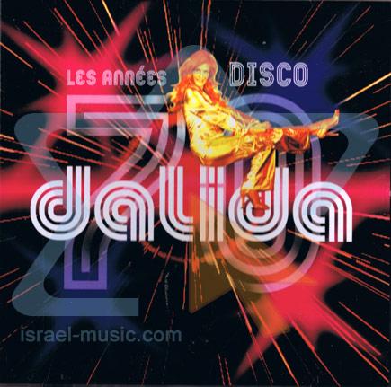 Les Années Disco by Dalida