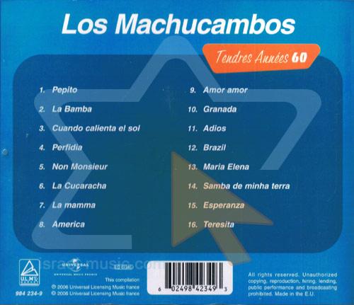 Tendres Années 60 by Los Machucambos