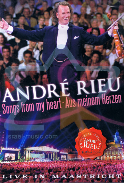 Songs From My Heart by André Rieu
