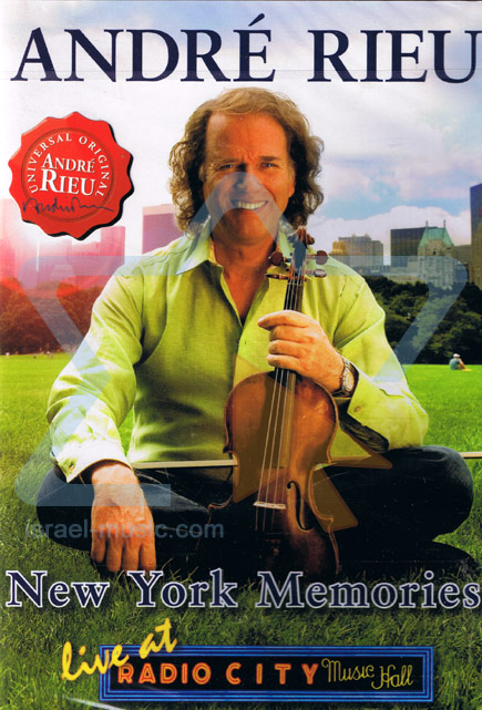 New York Memories Par André Rieu