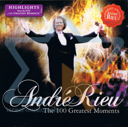 Highlights From 100 Greatest Moments by André Rieu
