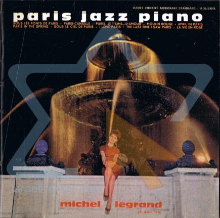 Paris Jazz Piano by Michel Legrand