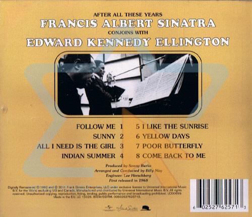 Francis A. & Edward K. by Frank Sinatra
