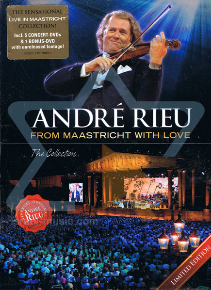 From Maastricht With Love - The Collection Par André Rieu