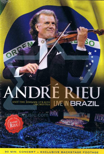 Live in Brazil Par André Rieu