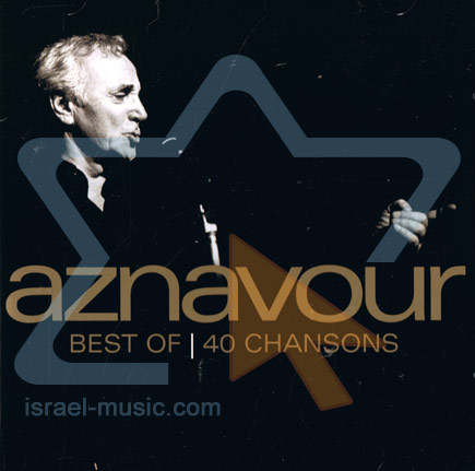 40 Chansons Dor by Charles Aznavour
