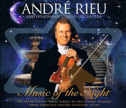 Music of the Night / Celebrates Abba Par André Rieu