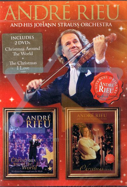 Christmas Around The World \ The Christmas I Love Par André Rieu