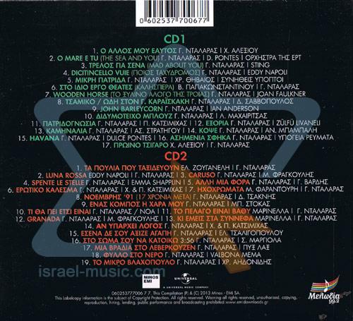 The Duets Album - Yorgos Dalaras
