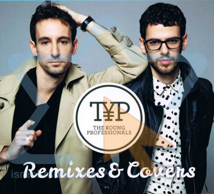Remixes & Covers Par The Young Professionals