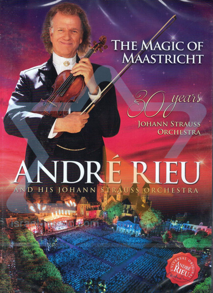 The Magic Of Maastricht Par André Rieu