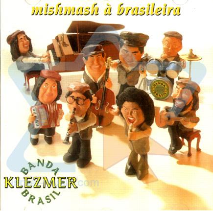 Brazilian Mishmash Par Banda Klezmer Brasil